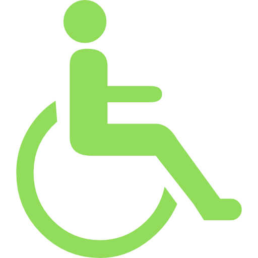 disability symbol green512