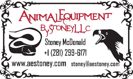 Animal Equipment by Stoney, LLC
